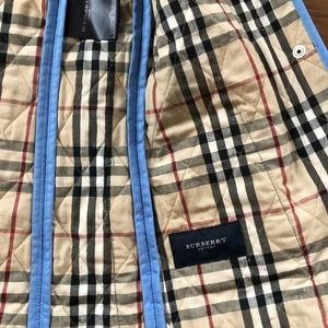 Burberry Jackets & Coats - Burberry Quilted Jacket